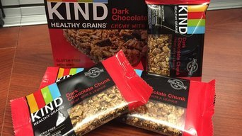 KIND Healthy Grains Bar Oats & Honey uploaded by Victoria G.