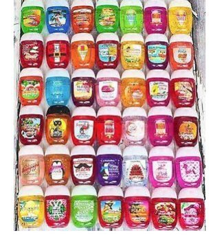 Bath & Body Works PocketBac Hand Sanitizer Gel Sweet Peach Tea uploaded by paola v.