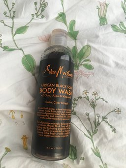 SheaMoisture African Black Soap 2-in-1 Bubble Bath & Body Wash uploaded by Estie M.