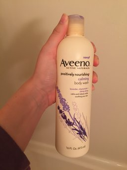 Aveeno Positively Nourishing Calming Body Wash uploaded by Kelsey D.