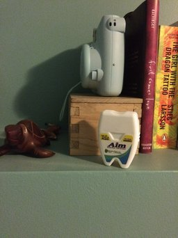 Aim Dental Floss uploaded by member-2edf64f1c