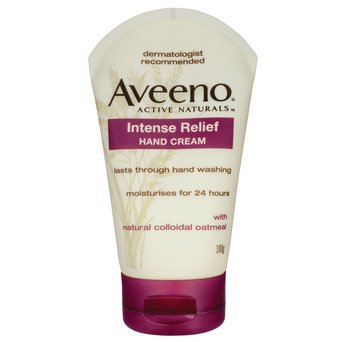 Aveeno Intense Relief Hand Cream uploaded by Amel H.