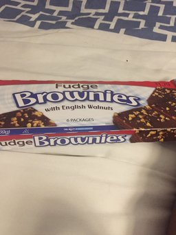 Photo of Little Debbie® Fudge Brownies With English Walnuts uploaded by Loreal H.