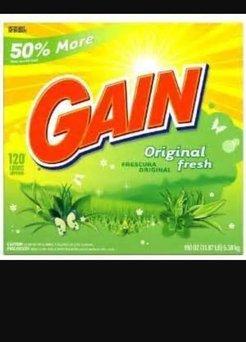 Gain Original Liquid Fabric Softener uploaded by Alondra R.