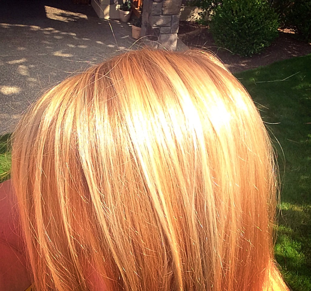 Photo of John Frieda® Sheer Blonde Color Correct Anti-Brass Cleansing Treatment uploaded by Tamara R.