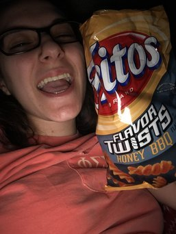 Photo of Fritos® FLAVOR TWISTS® Honey BBQ Flavored Corn Chips uploaded by Abigail S.