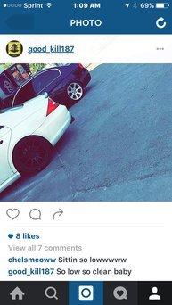 BMW uploaded by Buck M.