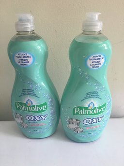 Palmolive Ultra Oxy Plus Power Degreaser Concentrated Dish Liquid uploaded by Jolaine B.