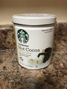 Photo of Starbucks Starbucks Cocoa Tin, Marshmallow uploaded by Miranda F.