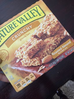 Nature Valley™ Crunchy Granola Bars Roasted Almond uploaded by ENGELINA B.