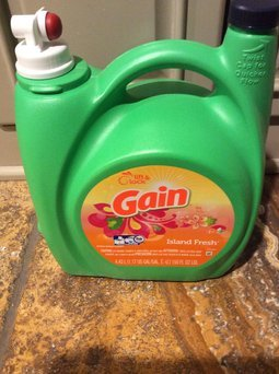 Gain® Ultra Outdoor Sunshine Bleach with FreshLock Powder Laundry Detergent 84 oz. Box uploaded by Karina D.