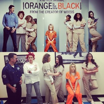 Photo of Orange is the New Black uploaded by Megan C.