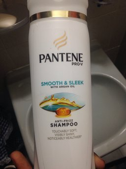 Pantene Smooth & Sleek 2-in-1 Shampoo & Conditioner with Argan Oil uploaded by Moesha M.