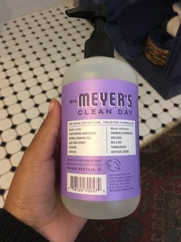 Mrs. Meyer's Clean Day Lilac Hand Soap uploaded by Jannina M.