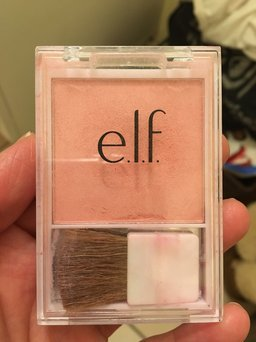 Photo of e.l.f. Blush with Brush uploaded by Lily C.