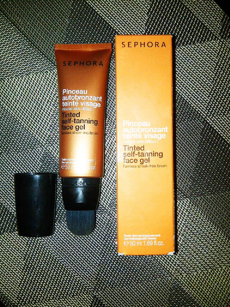 SEPHORA COLLECTION Tinted Self-Tanning Face Gel uploaded by Aliyah F.