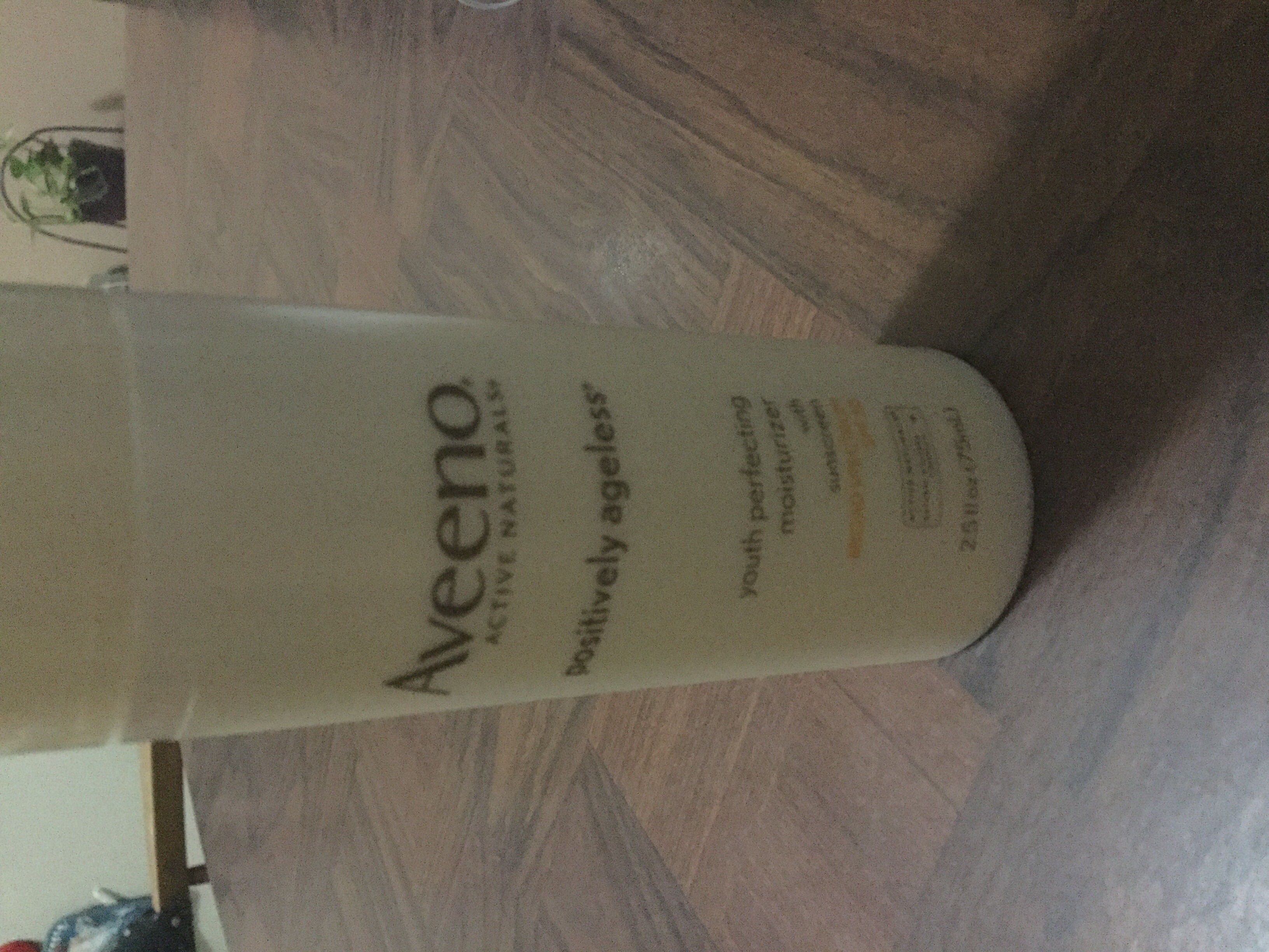 Aveeno® Positively Ageless® Firming Body Lotion uploaded by Siulyvette S.