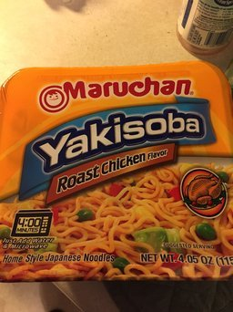 Maruchan Yakisoba Roast Chicken Flavor Home-Style Japanese Noodles uploaded by Irene S.