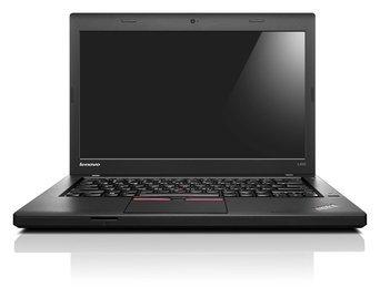 Lenovo Thinkpad L450 20dt001dus 14 Notebook - Intel Core I5 I5-4300u Dual-core [2 Core] 1.90 Ghz - 8GB RAM - Ddr3l Sdram - 256GB Ssd - Intel Hd Graphics 4400 Ddr3l Sdram - Windows 7 Professional uploaded by Scott D.