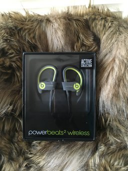 BEATS by Dr. Dre Beats by Dre Powerbeats Around-the-ear Headphones - Black (900-00005- uploaded by Everist W.