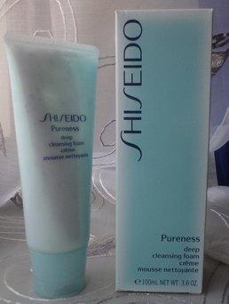Shiseido Pureness Deep Cleansing Foam uploaded by Poo T.