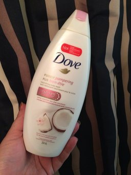 Dove Purely Pampering Coconut Milk with Jasmine Petals Body Wash uploaded by Crystal S.