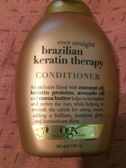 OGX® Ever Straight Brazilian Keratin Therapy Anti-Breakage Serum uploaded by Rashanae P.
