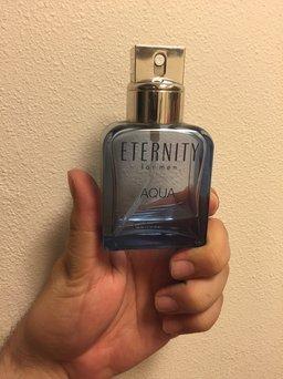 Calvin Klein Eternity Aqua for Men Eau de Toilette uploaded by Christian C.