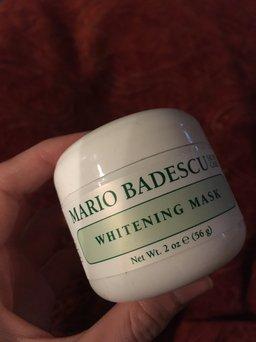 Photo of Mario Badescu Whitening Mask - 2 oz uploaded by Monika S.
