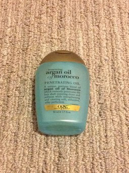 Organix Penetrating Moroccan Argan Oil uploaded by Jacqueline G.