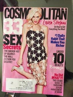 Cosmopolitan  Magazine uploaded by Olivia H.