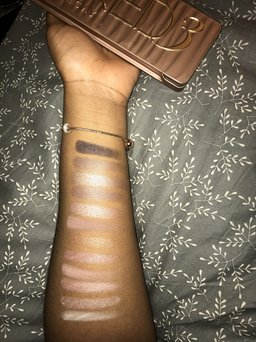 Photo of Urban Decay Naked3 Eyeshadow Palette uploaded by Shaquel A.