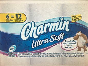 Charmin Bathroom Tissue uploaded by Steele S.