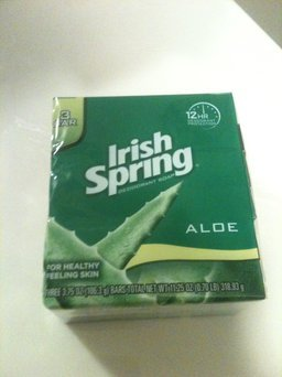 Photo of Irish Spring Aloe Bar Deodorant Soap uploaded by Deborah D.
