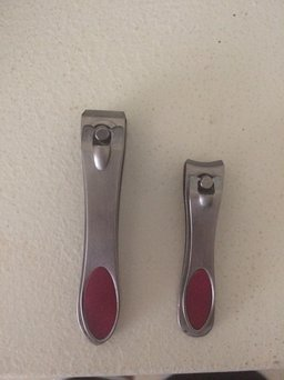 NAIL CIPPER 09625 TRIM 2PC DUO uploaded by Brittany P.