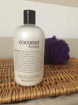Philosophy Coconut Frosting - Ultra Rich Shampoo Shower Gel & Bubble Bath 473.1ml/16oz uploaded by Rebecca D.
