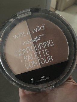 wet n wild MegaGlo™ Contouring Palette uploaded by Krista S.