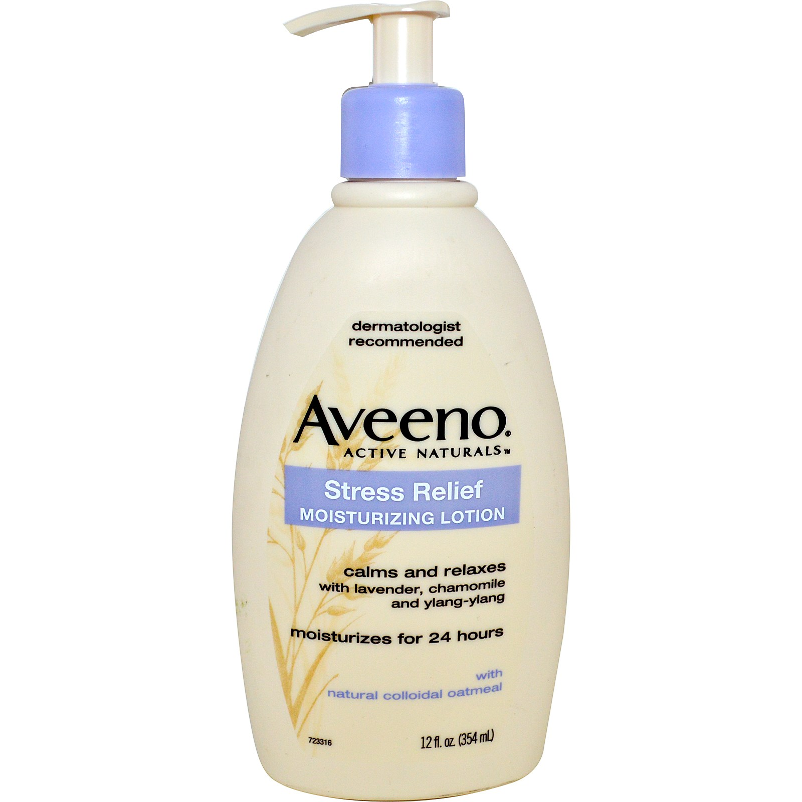 Photo of Aveeno® Stress Relief Body Wash uploaded by Marleny P.