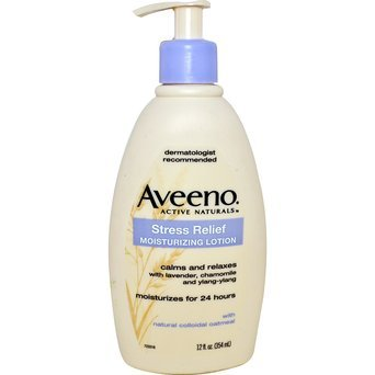 Aveeno® Active Naturals Stress Relief Body Wash with Lavender uploaded by Marleny P.