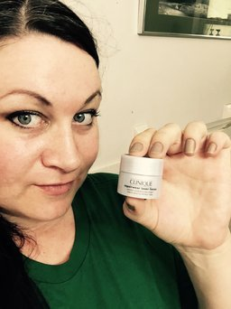 Photo of Clinique Repairwear Laser Focus™ Wrinkle Correcting Eye Cream uploaded by Brynn E.