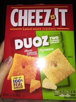Cheez-It® Original Baked Snack Crackers uploaded by Ashley G.