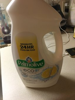 Palmolive®eco®gel Dishwasher Detergent Lemon Splash uploaded by Roxana Z.