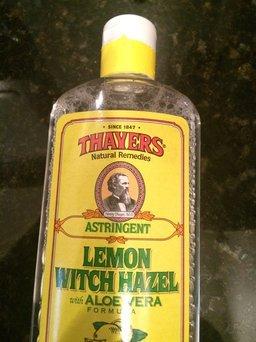 Thayers Lemon Witch Hazel with Organic Aloe Vera Formula Astringent uploaded by Ann R.