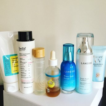 LANEIGE Water Bank Serum uploaded by Emily P.