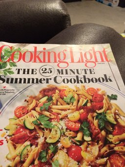 Cooking Light Magazine uploaded by Angela G.