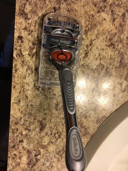 Photo of Gillette® Fusion5™ Razor uploaded by Lindsay W.