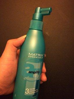 Photo of Amplify Volumizing System Hair Spray Unisex Hair Spray by Matrix, 10 Ounce uploaded by Katy S.