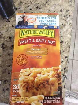 Nature Valley Protein Chewy Bars Salted Caramel Nut - 5 CT uploaded by Gloria M.