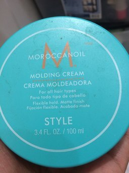 Moroccanoil Molding Cream uploaded by Viviana U.