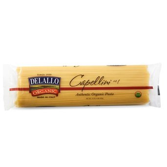 Delallo Capellini Pasta, 16 oz (Pack of 16) uploaded by Moulay hicham I.